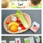 Fruits & Vegetable Printables