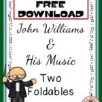 Free John Williams Foldable