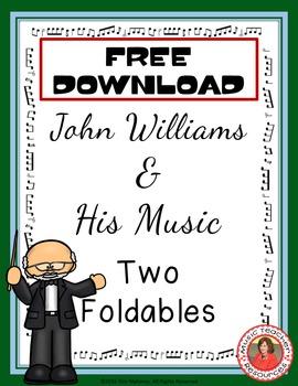 Free John Williams Foldable