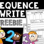Free Sequence & Write Printable