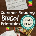 Create Your Own Summer Reading Program Printables