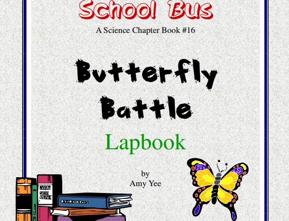 Magic School Bus Lapbooks