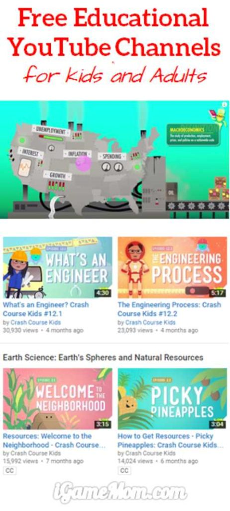 Do your kids love watching learning videos? Check out these FREE Learning Series videos on YouTube! :: www.thriftyhomeschoolers.com