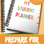 LIMTIED TIME: Student Planner Freebie