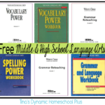 Middle & High School Language Arts