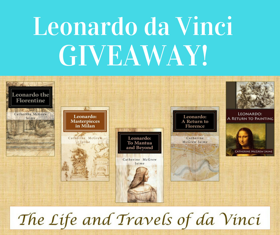 If you're studying the Renaissance or Leonardo da Vinci, don't miss this giveaway going on now through September 4th! :: www.thriftyhomeschoolers.com