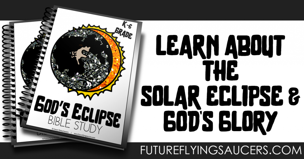 This 12-page Solar Eclipse Bible Study Pack has a simple-to-teach Bible lesson from the book of Romans plus activity pages to help reinforce spiritual concepts. :: www.thriftyhomeschoolers.com