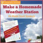 DIY Weather Station & Free Data Log