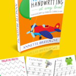 LIMITED TIME: FREE Manuscript & Cursive Handwriting Curriculum