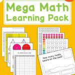 HUGE Math Learning Freebie