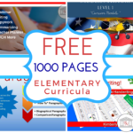 LIMITED TIME: HUGE Elementary Curriculum Bundle FREEBIE