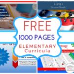 LIMITED TIME: HUGE Elementary Curriculum Bundle FREEBIE