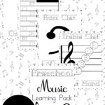 Preschool Music Learning Pack
