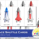 Space Shuttle Nomenclature Cards