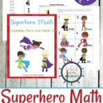 Free Superhero Math Games & Activities