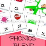 Free Phonics Blend Charts