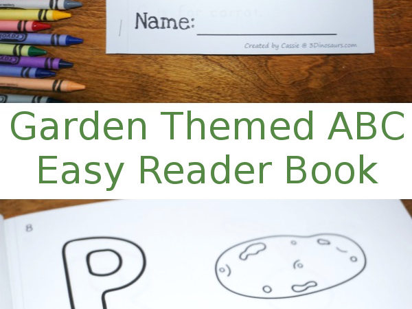Garden Easy Readers