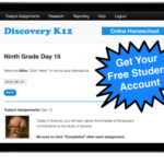 Discovery K12 Online Homeschool – FREE