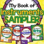 My Book of Instruments Sampler Pack
