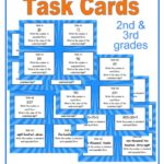 Free Place Value Task Cards {2-3 grade}