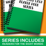 Free Sight Word Readers – Set 2