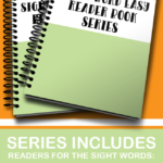 Free Sight Word Readers – Vol 4
