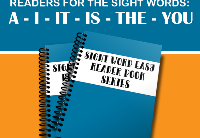 Free Sight Word Easy Readers