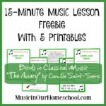"FREE 15-Minute Music Lesson ""The Aviary"""