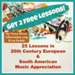 Free Music Appreciation Lessons
