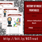LIMITED TIME: History of Music Printables