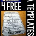 Printable Algebra & Algebra 2 Templates
