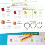 Free Apple Tasting Activity & Printable