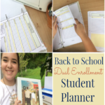 Free Printable Dual Enrollment Student Planner