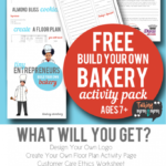 FREE Build Your Own Bakery Activity Pack