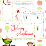 Free Johnny Appleseed Lapbook