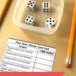 Learn Place Value with Yahtzee