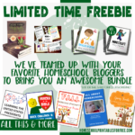 LIMITED TIME Homeschool Adventure Bundle