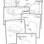 Printable Blank Maps Freebie