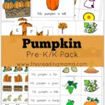 Pumpkin PreK/K Pack