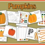 Pumpkins Preschool Pack