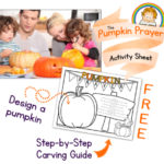 Pumpkin Prayer Activity Page