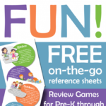 Free On-the-Go Review Games Reference Sheet