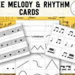 Free Melody & Rhythm Cards