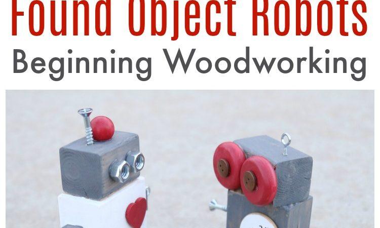 DIY Woodworking Robots