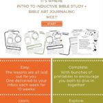 Intro to Inductive Bible Study eCourse for Tweens (freebie)