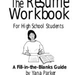 Free Workbook to Help Teens Build a Resume