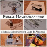 FREE Simple Machines Unit Study with LEGO