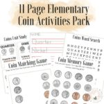 Free Elementary Coin Activities (Limited Time)