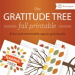LIMITED TIME Gratitude Tree Freebie