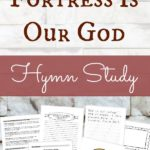 Free Hymn Study for Reformation Day